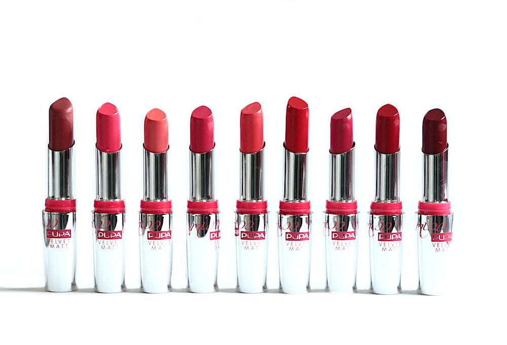 """Résultat de recherche d'images pour """"rouge à lèvres gamme"""""""