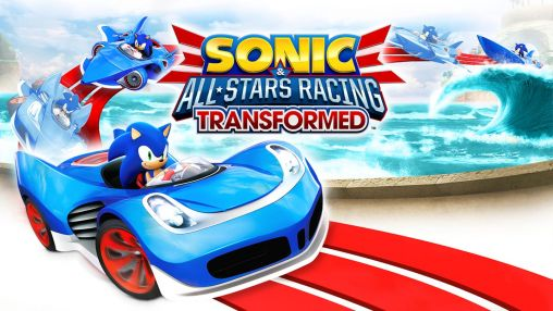 Sonic & all stars racing Transformed Mod Apk + Data Download