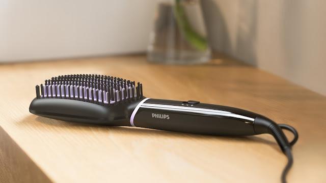 Escova alisadora Philips StyleCare