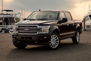 Ford F-150 Limited SuperCrew (2019) Front Side