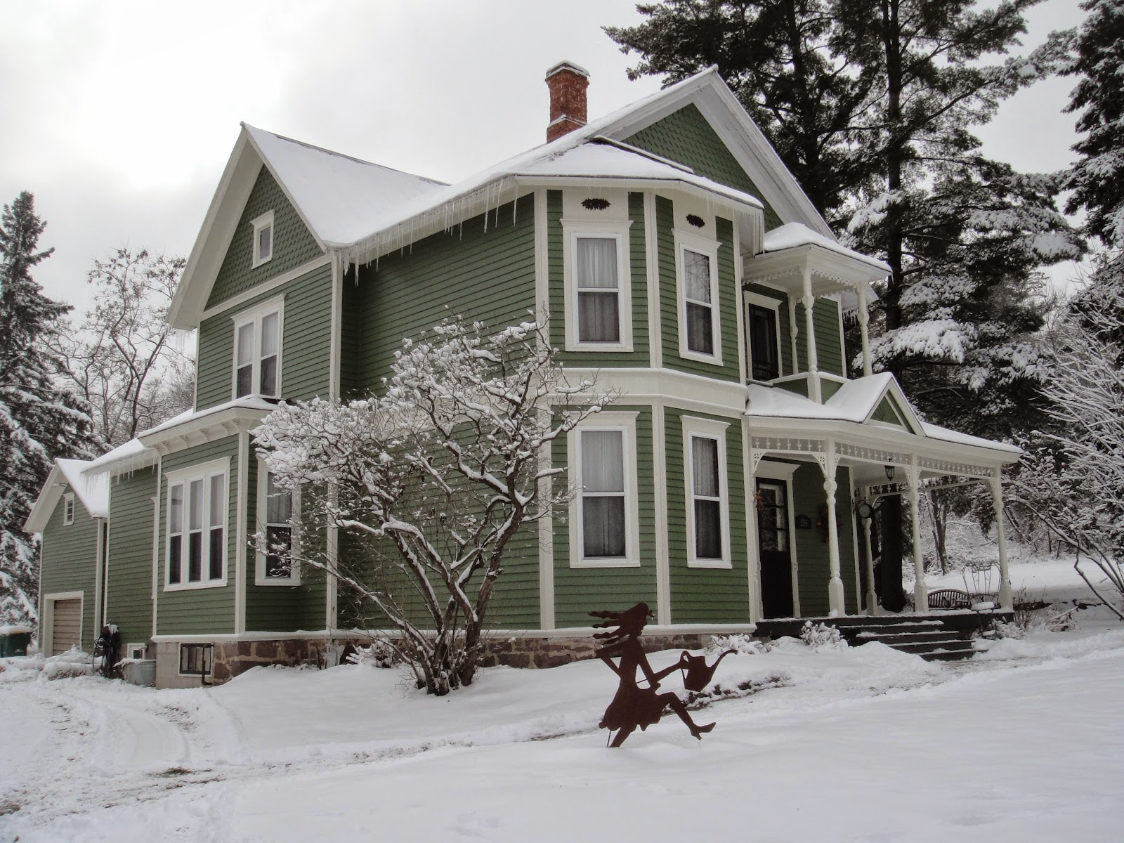 1893 Victorian Farmhouse Projects At The Old Victorian