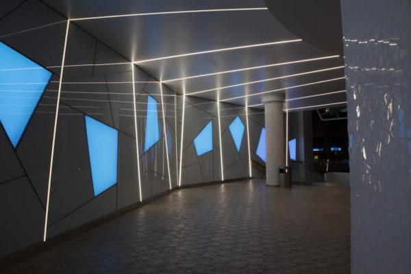 Marzua iluminaci n lineal - Iluminacion con leds ...