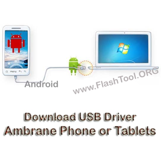 Download Ambrane USB Driver