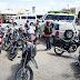 Detran realiza operação em Ponto Novo e apreende veículos