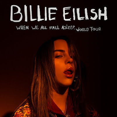 """ItsNotYouItsMe Album Spin - Dig Out Billie Eilish's """"ilomilo"""" As Part Of Our """"Rare Record Choice"""" Off Her Newest Album!"""