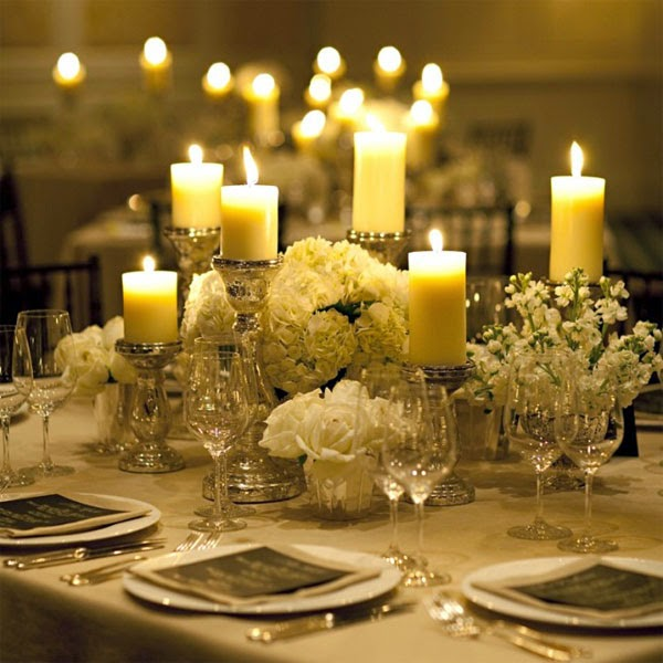 Inexpensive Wedding Centerpiece Ideas: Low Cost Budget Wedding Centerpieces