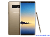 Cara Flashing Samsung Galaxy Note 8 Duos SM-N9500