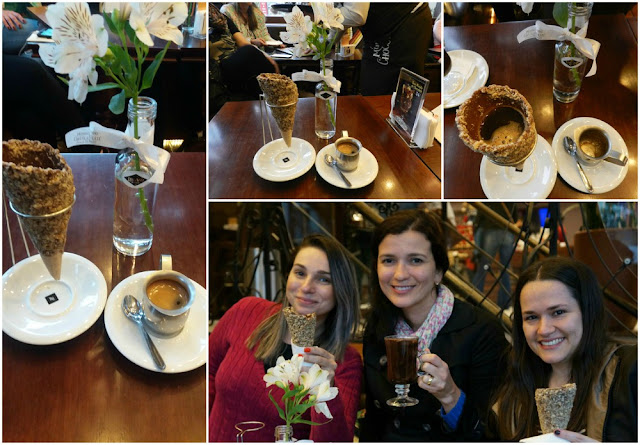 Onde e o que comer em Gramado e Canela? Café et Pâtisserie Lugano (Mundo de Chocolate)