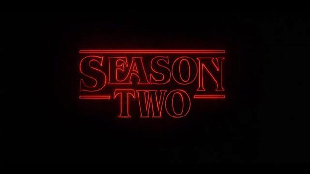 STRANGER THINGS   Ecco le prime immagini promozionali e dei spaventosi poster della seconda stagione!