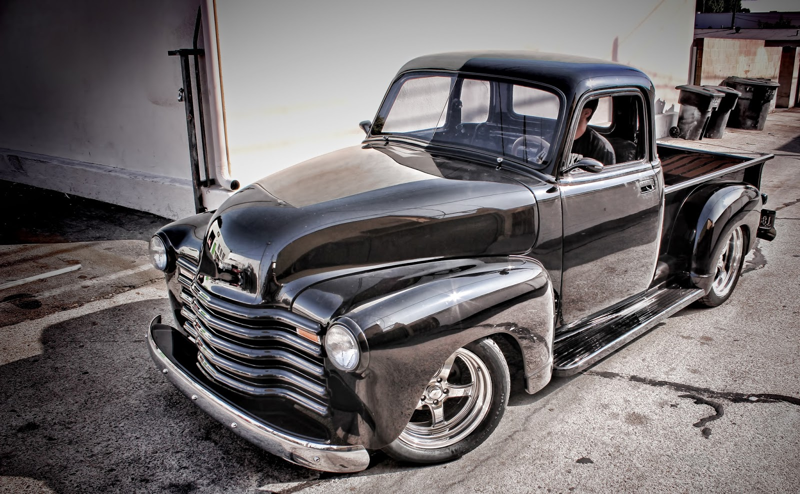 Davids 49 Chevy Truck | LimeWorks Speedshop