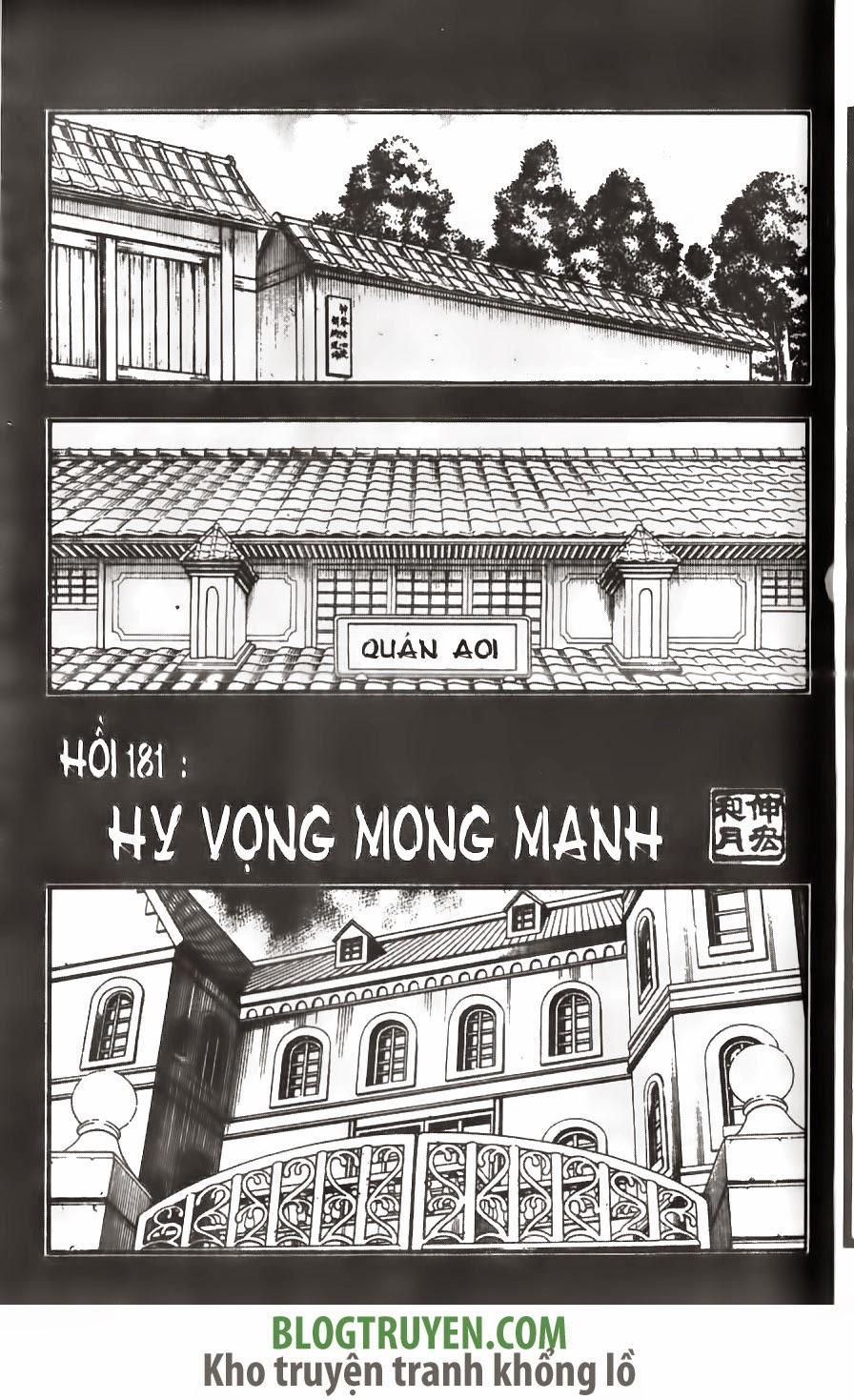 Rurouni Kenshin chap 181 trang 2
