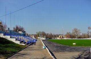 Новомосковск. Стадион «Металлург»