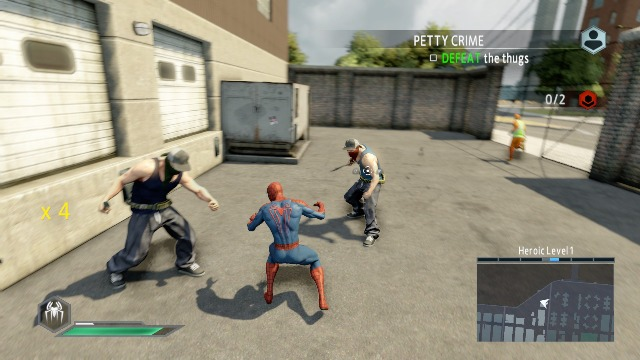 The Amazing Spider Man 2 Free Download PC Gameplay