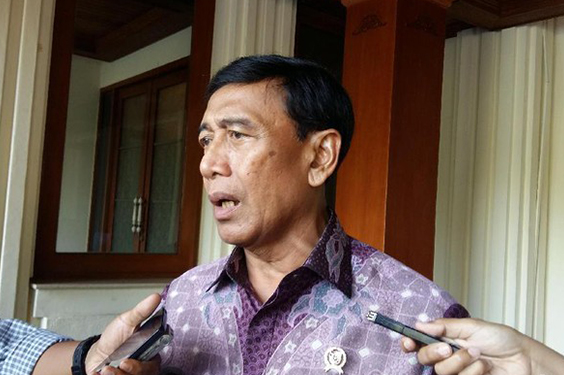 Wiranto Sedang Membuat Langkah Bagaimana Bubarkan Ormas Anti Pancasila