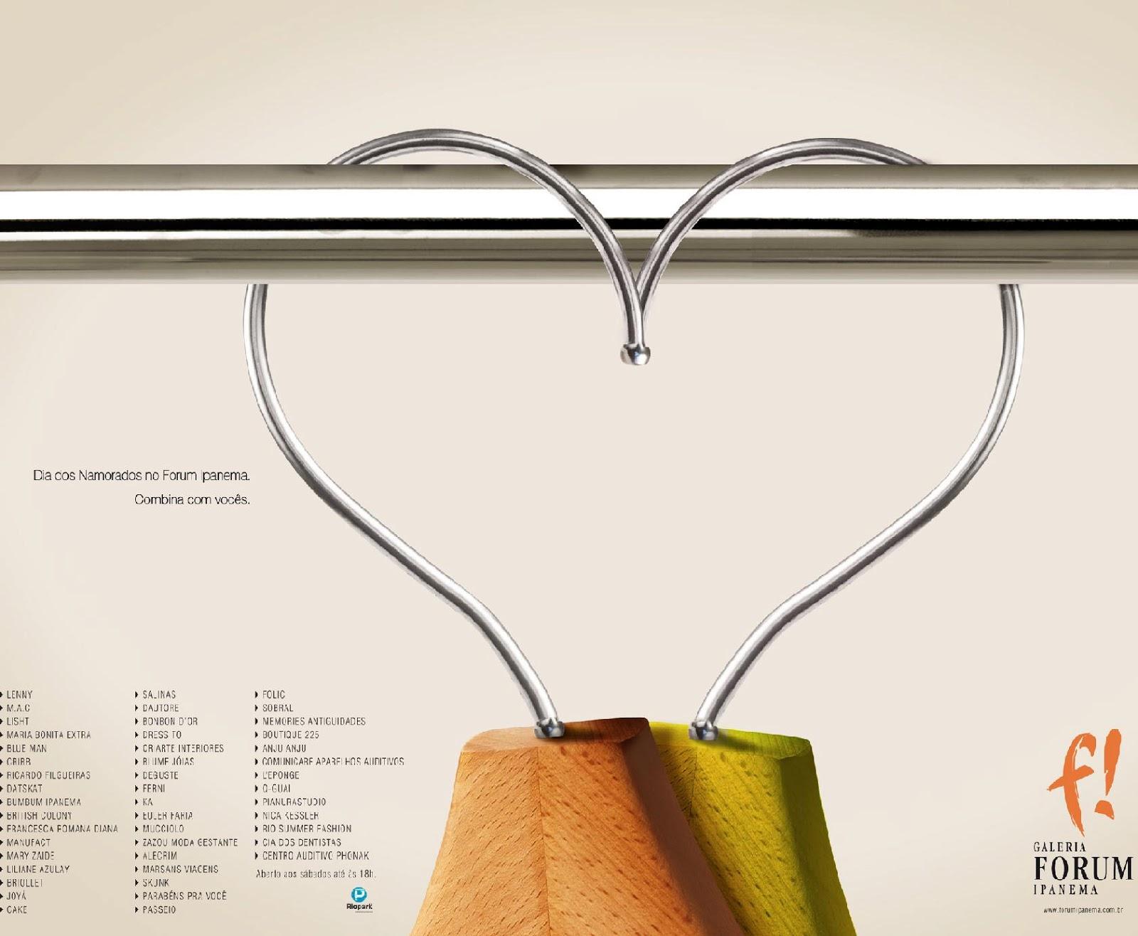 Dia Dos Namorados: HOJE COMUNICA: Anúncios Criativos