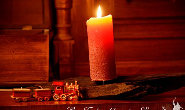 Kerzenständer - Ein schnelles DIY