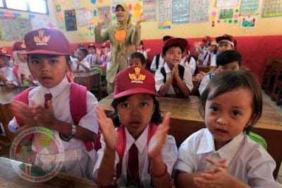 Banyak Sekolah Mendaftarkan Diri Ikut Full Day School Tahun Ini