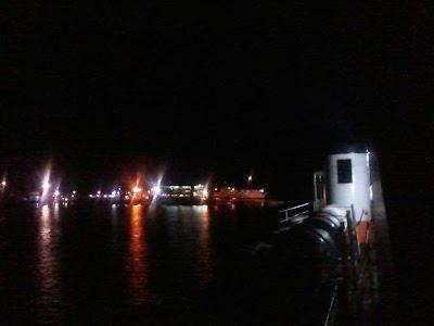 malam padang bai