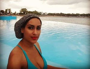 I Had S*xual Intercourse at The Beach while People watching – Actress Juliet Ibrahim shares secrets( Watch Interview Video)