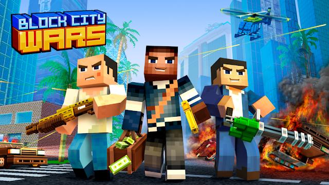Game Block City Wars Mod Apk