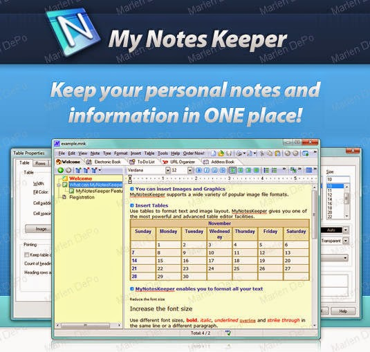 My Notes Keeper Free