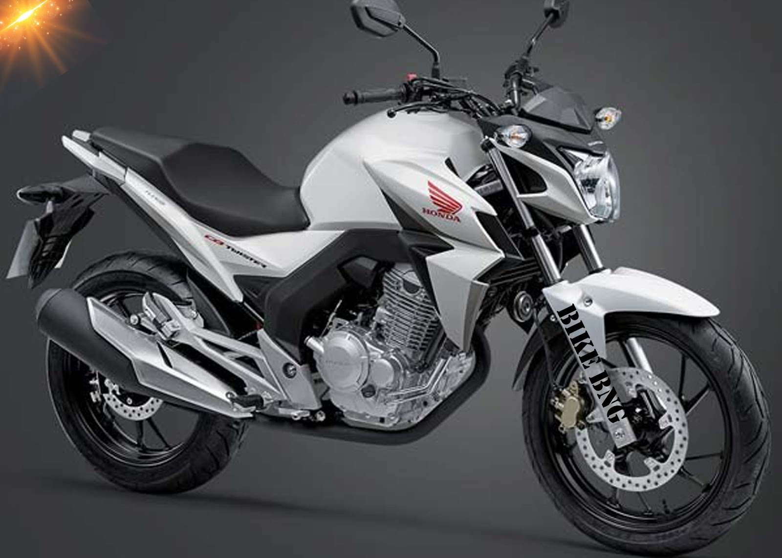 2016 Honda CB Twister 250 Has Been Launched in Brazil