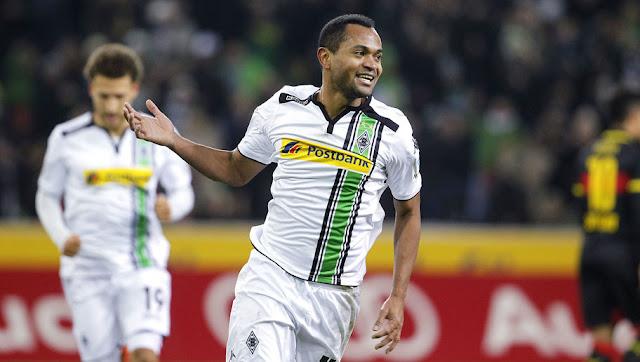 Raffael Borussia Mönchengladbach Bundesliga