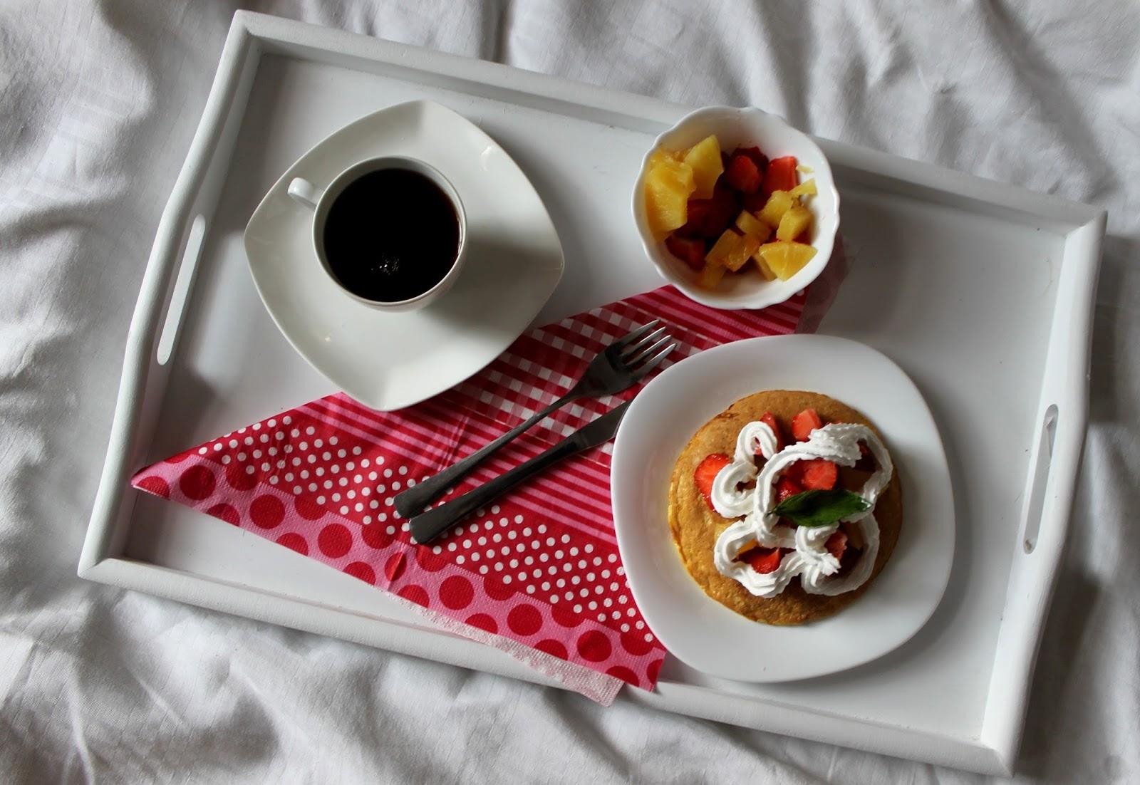 Jak zrobić pulchnego omleta? Moje weekendowe śniadania na słodko.