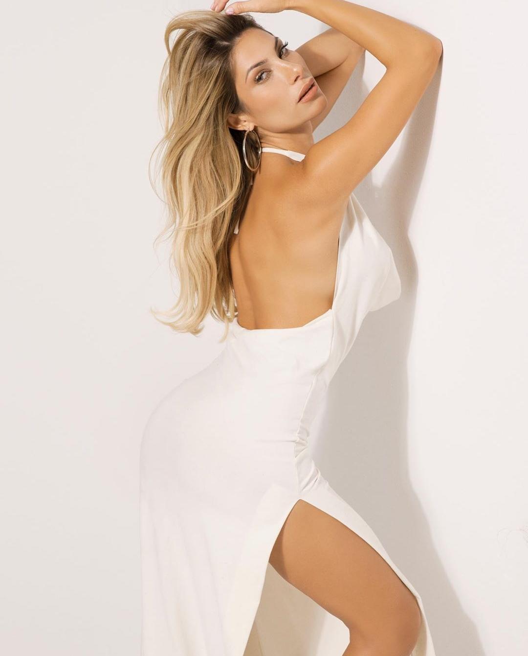 Fernanda Sosa, model, businesswoman and influencer