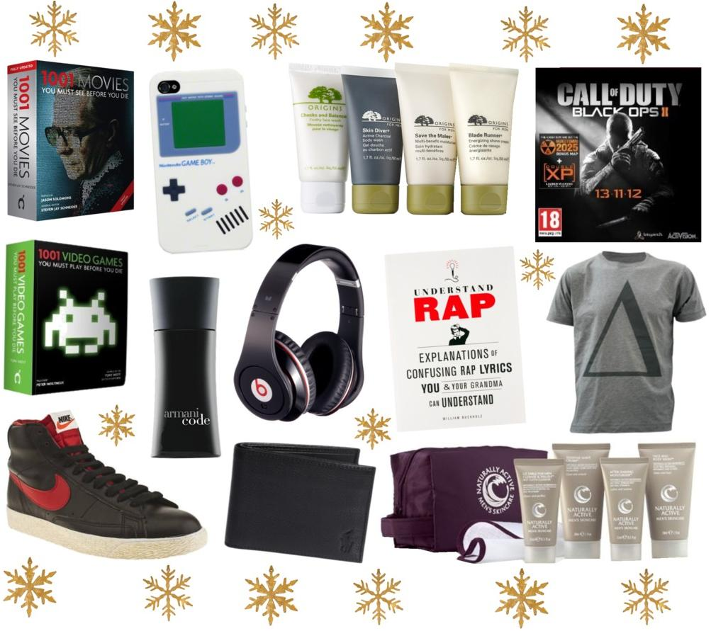 Tops Mens Christmas Gifts | Lauren Goss