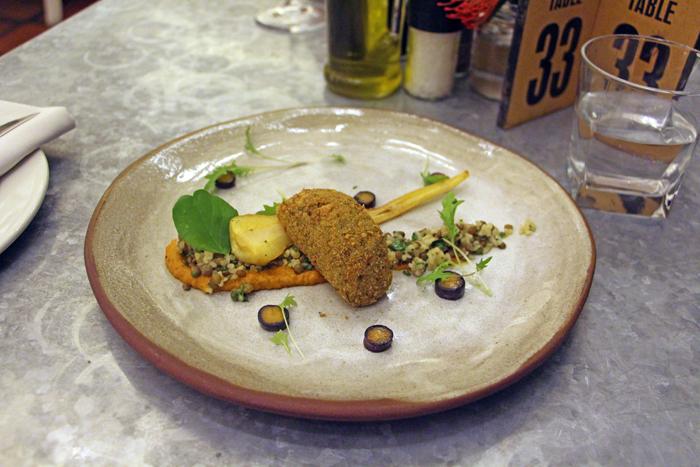 Spier Weingut - Restaurant Eight: Zwischengang