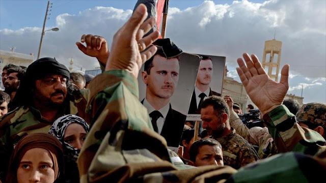 """Ejército sirio frustra poderosa ofensiva de """"Ira por Guta"""" en Hama"""