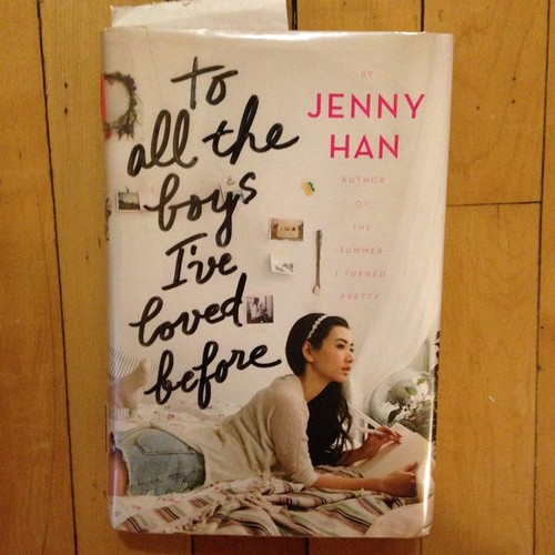 Review: To All the Boys I've Loved Before by Jenny Han