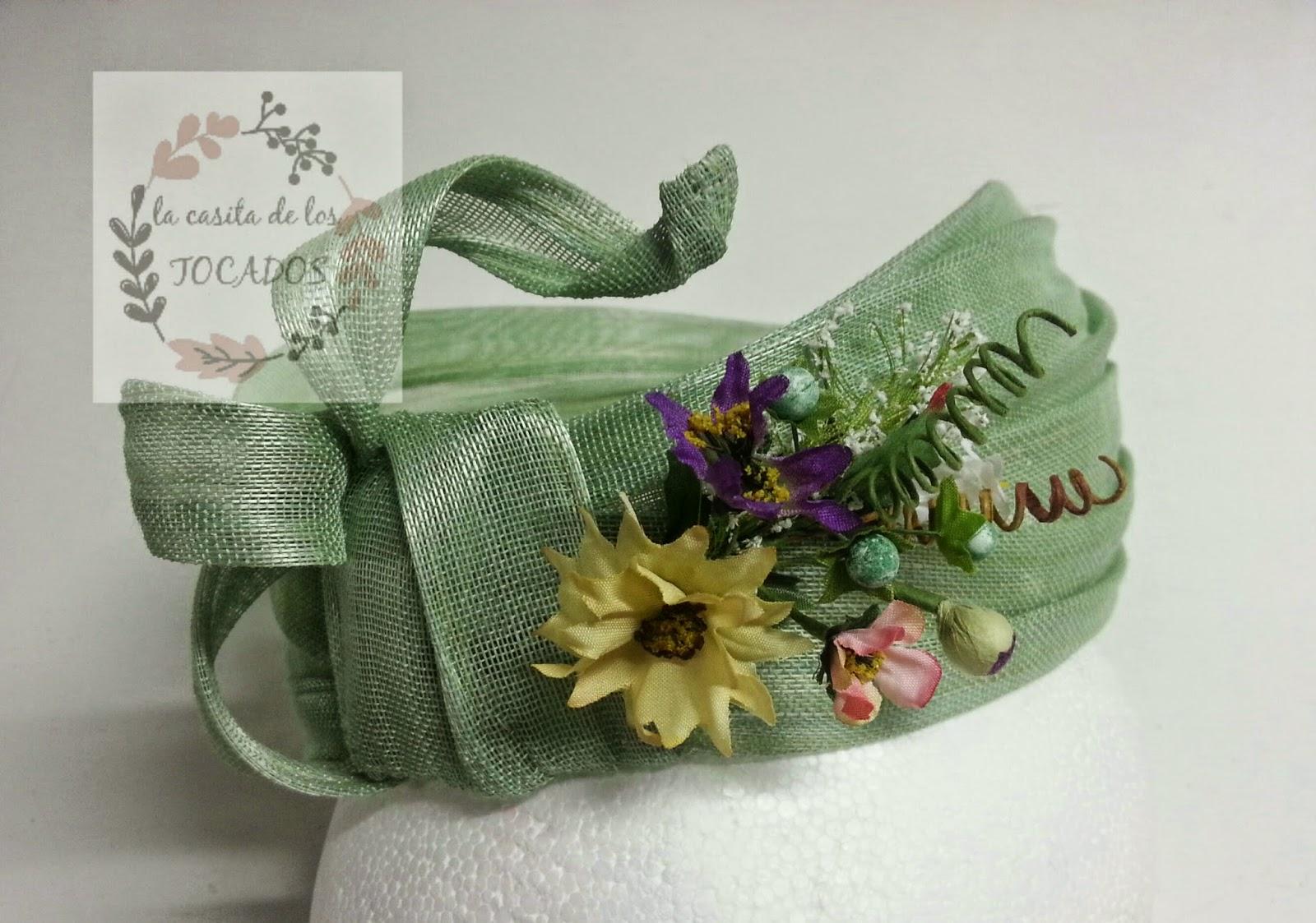 turbante personalizado online a buen precio en color verde