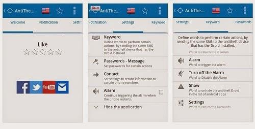 Aplikasi SMS Android Droid SMS