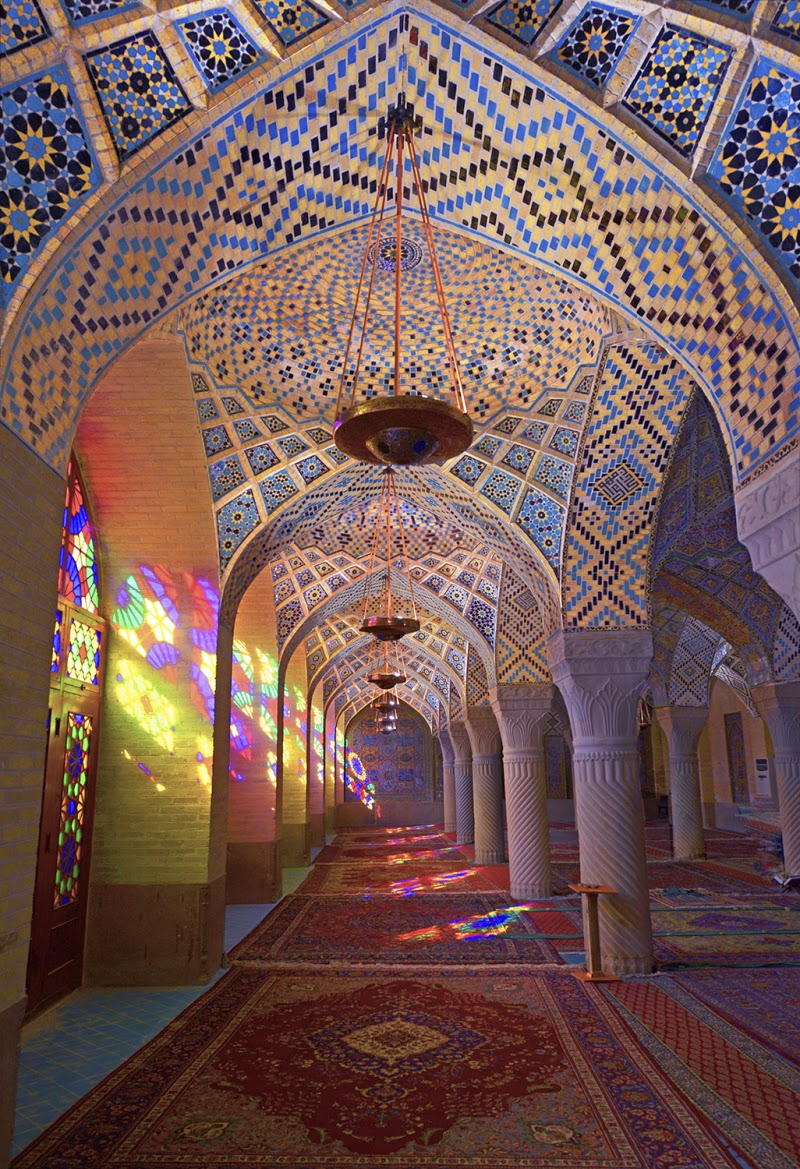 Examples Of Geometric Designs Used In Religious Architecture   Sam Woolfe