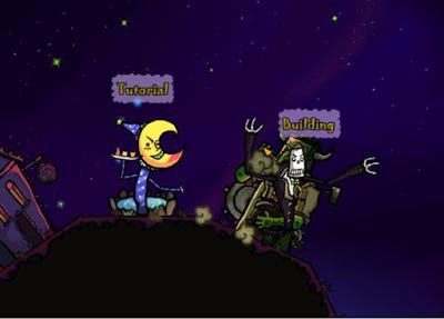 經典之夜(Classic Night),有創意的動作冒險遊戲!