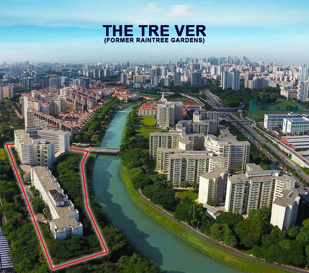 The Tre Ver - Actual Site
