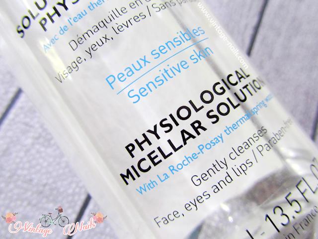 La Roche-Posay, pieles sensibles, Solución Micelar Fisiológica