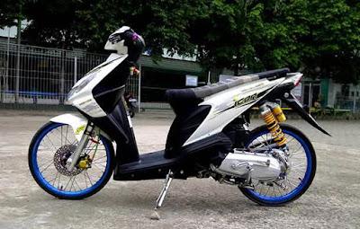 Korek Bore Up Beat Harian dan Road Race 130 cc