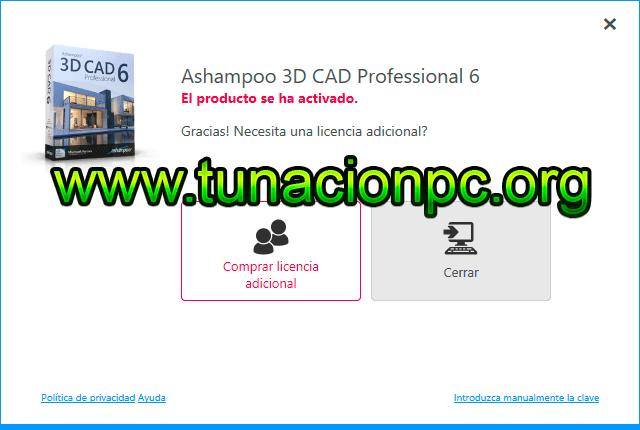Descargar Ashampoo 3D CAD Professional Full Español Gratis