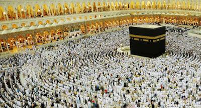 suasana di Mekah