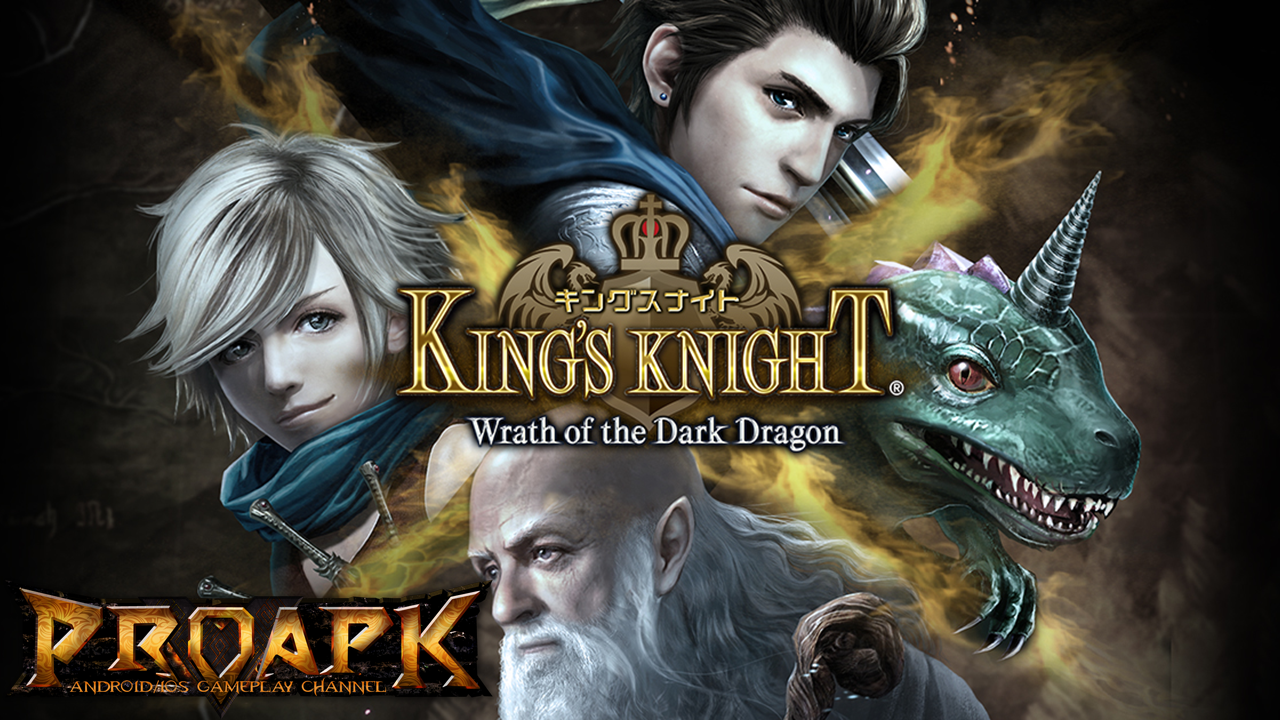King's Knight -Wrath of the Dark Dragon