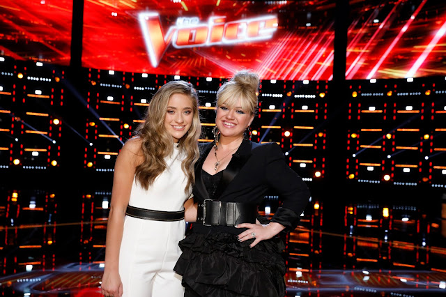 Video: The Voice press conference with Season 14 winner Brynn Cartelli and coach Kelly Clarkson