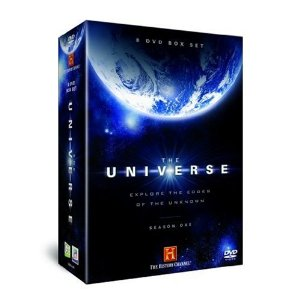The Universe Season 1 Set of Universe DVDs
