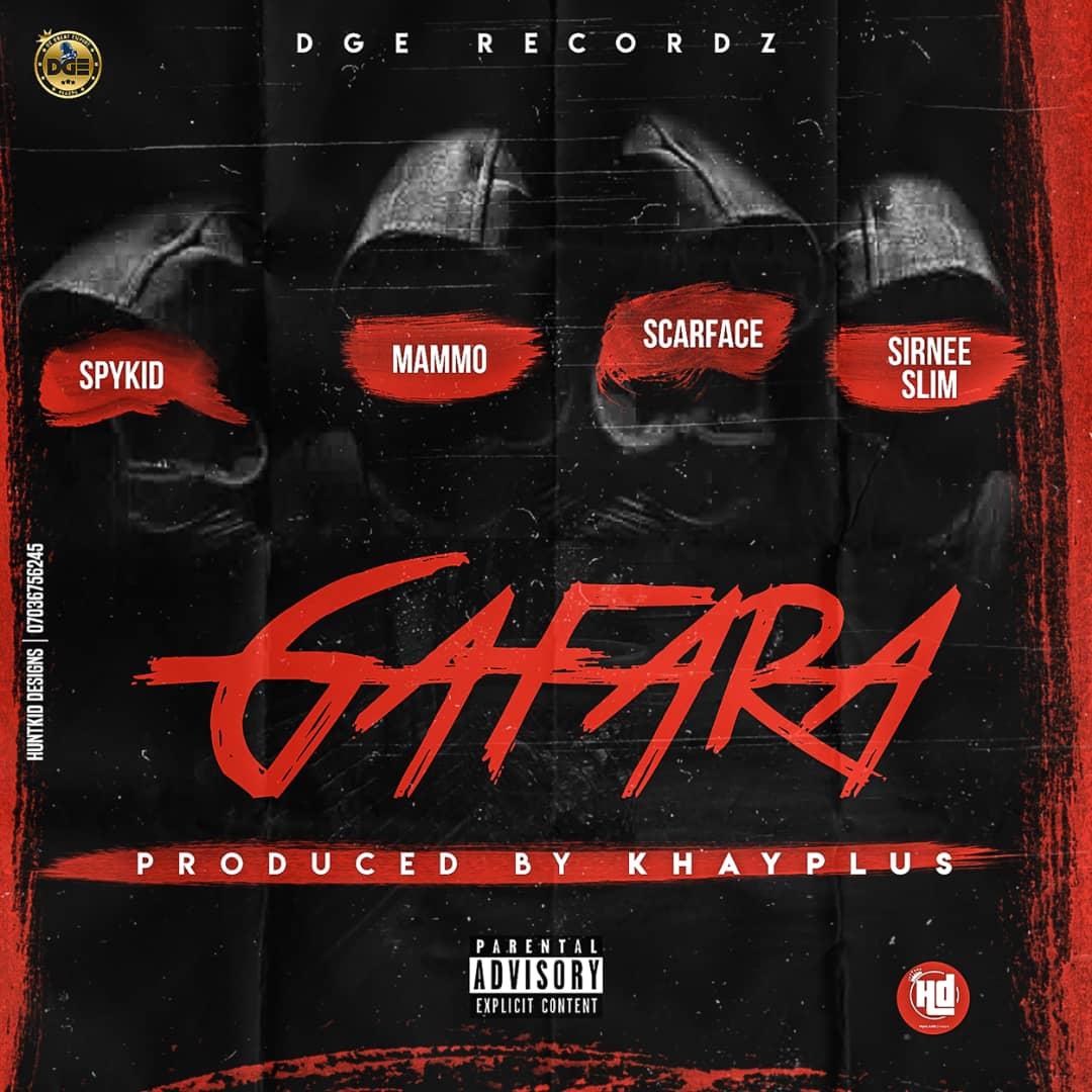MUSIC: Sirnee Slim x Scarface x Mammo x Spykid - Gafara