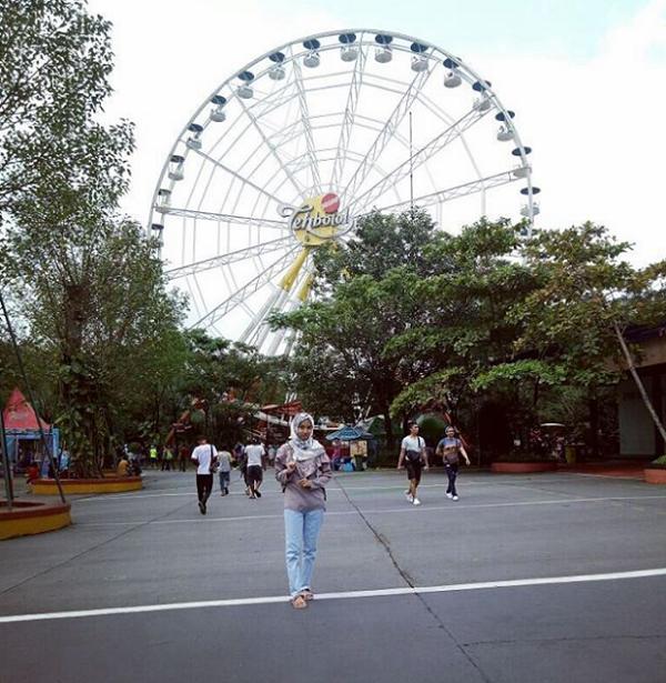 wisata keluarga Jungleland Adventure Theme Park bogor