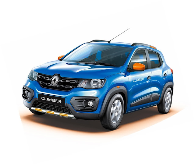 Renault India Launches the All-New 'CLIMBER'