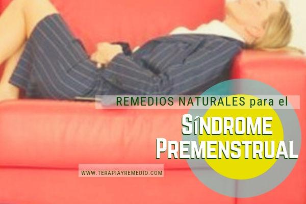 Remedios naturales para combatir el síndrome premenstrual (PMS)