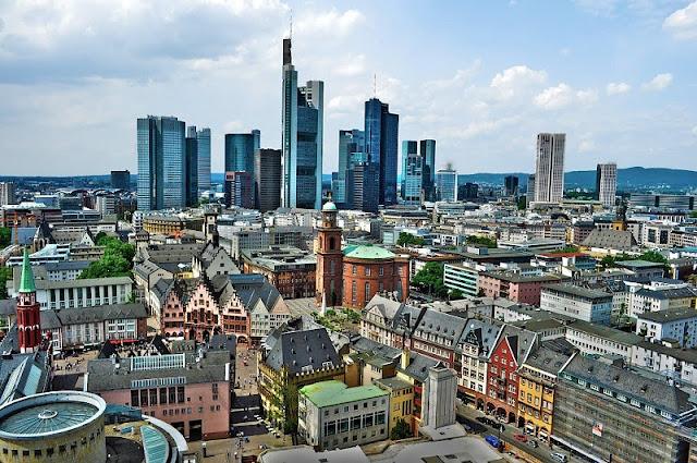 Pontos turísticos em Frankfurt